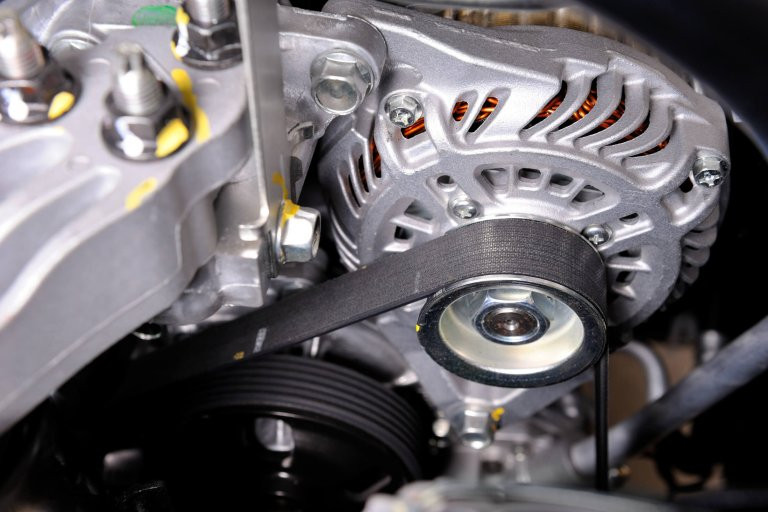 Difference between cambelt, timing belt, and timing chain