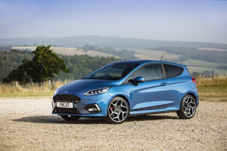 Ford Fiesta maintains #1 position in UK