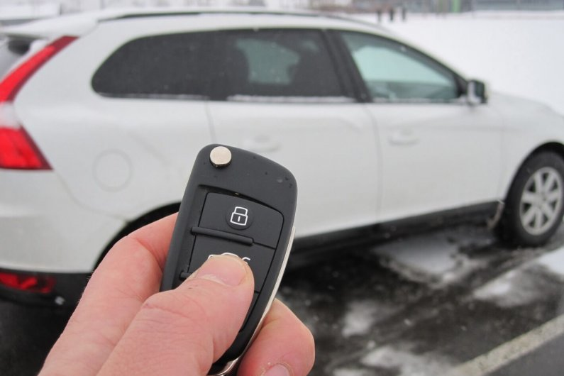Fixing your car's central locking