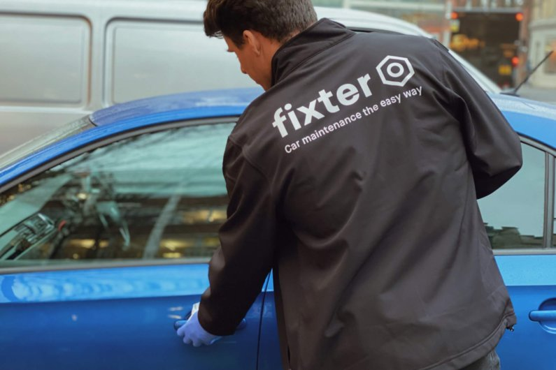 Fixter helping over 65 the delivery of essential goods