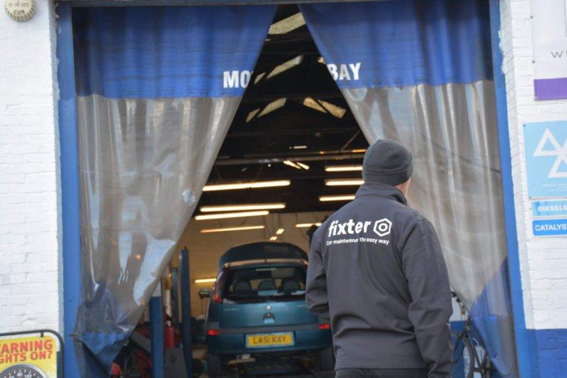 Fixter and independent garages