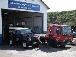 ASHBURY SERVICE STATION