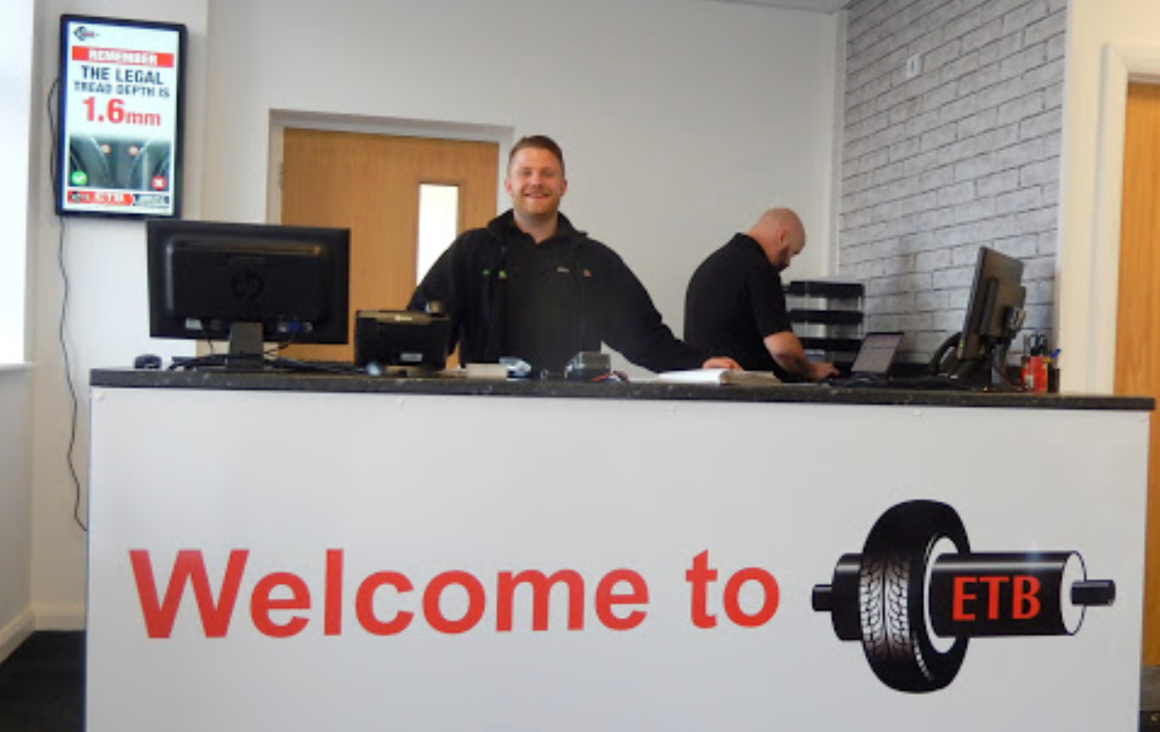 ETB - Exhaust Tyres & Batteries Cheltenham