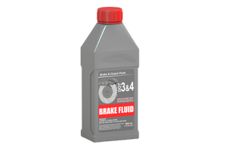 brake fluid flush & replacement